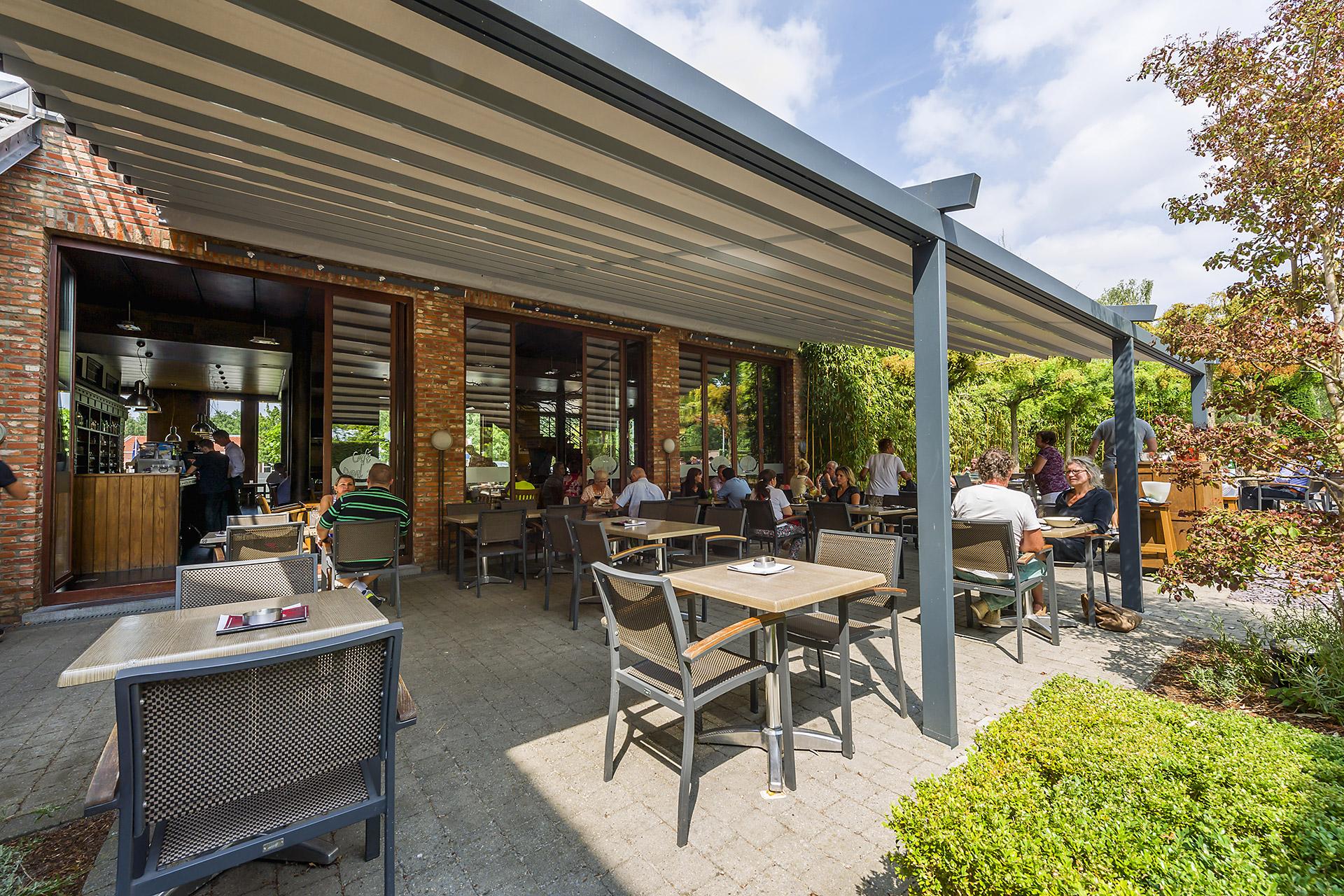 Terras - Grand Café Paal 26